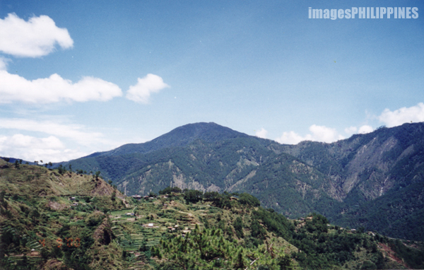 """View from the Road, Bontoc to Sagada"", 