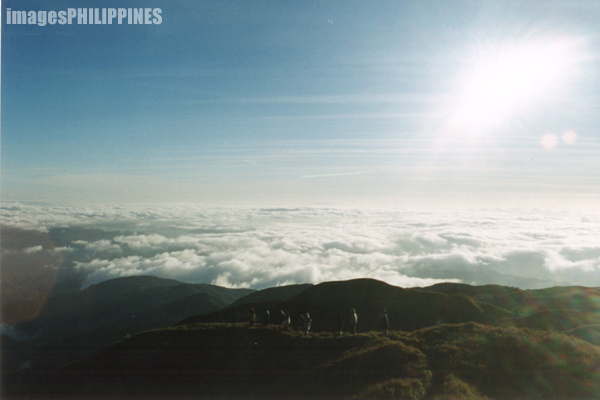 """On Top of Mt. Pulag"", 
