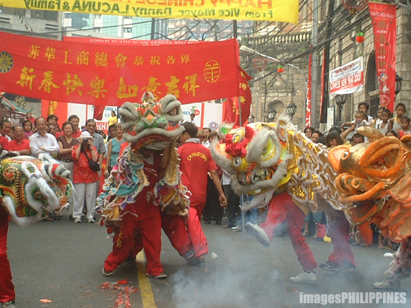 """Dragon and Lion Dance"", 