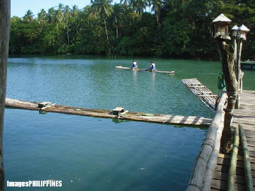 """Villa Escudero Lake"", 