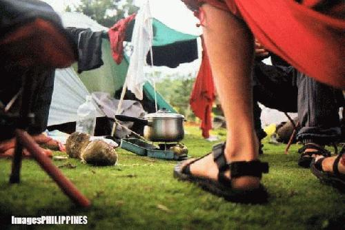 """Trash Tent"", 
