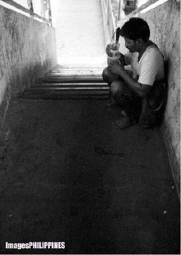 """Blind Side of Life"",  Place Taken:  Davao take on  Date Taken: 2003"