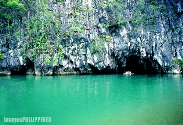 """""""Subterranean Cave"""",  Place Taken: Puerto Princesa, Palawan take on  Date Taken: 1995"""