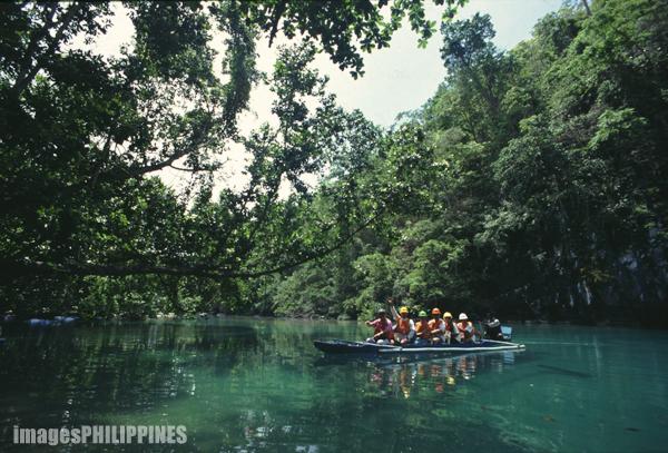 """""""Subterranean Cave Area"""",  Place Taken: Puerto Princesa, Palawan take on  Date Taken: 1995"""