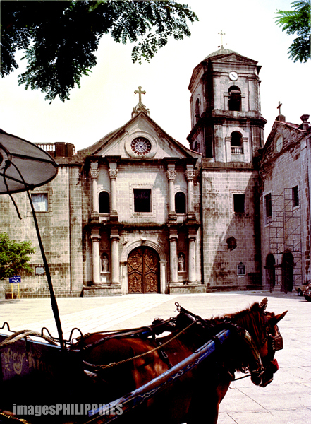 """San Agustin Church"", 