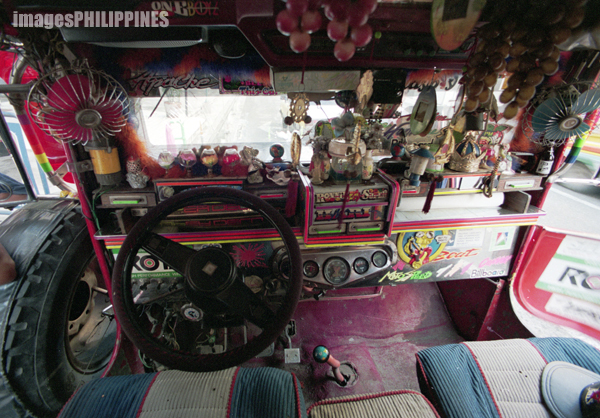 """My Jeepney (Interior), 