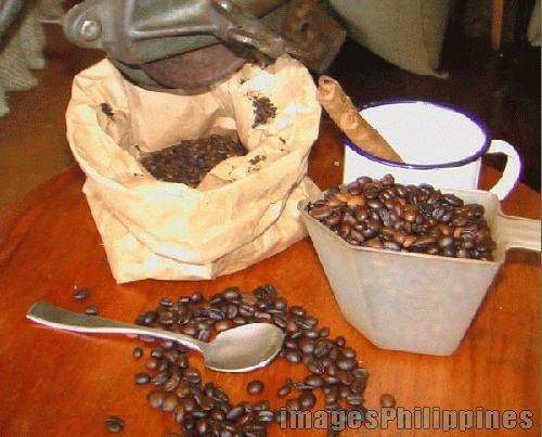 """""""Cordillera Arabica Coffee"""",  take on  Date Taken: 2005"""