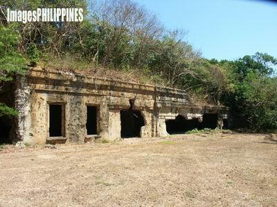 """""""Ruins"""",  Place Taken: Bataan take on  Date Taken: 2003"""