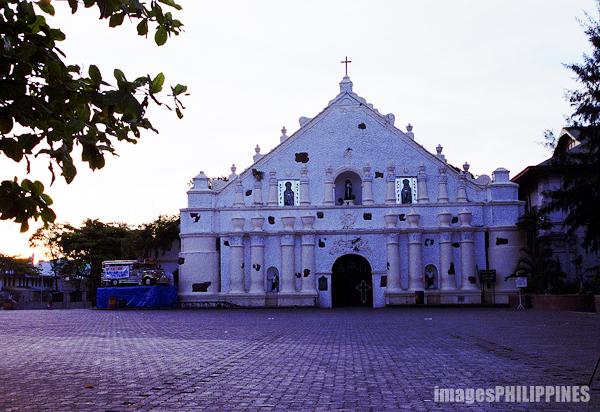 """""""Church in Laoag"""",  Place Taken: Laoag City, Ilocos Norte take on  Date Taken: 2003"""