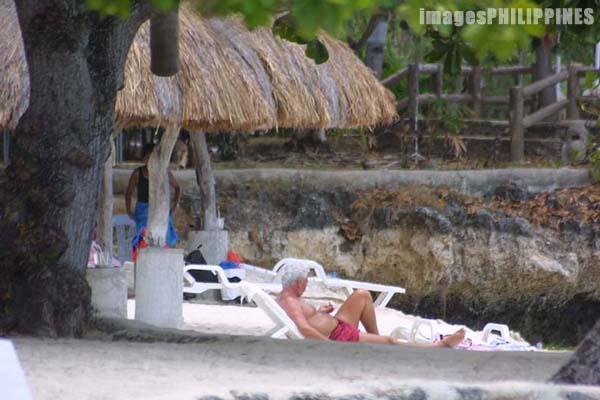 """Tambuli beach"",  Place Taken: Cebu take on  Date Taken: 2003"