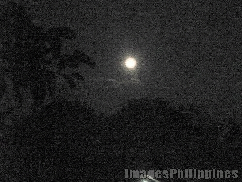 """good friday moon"", 