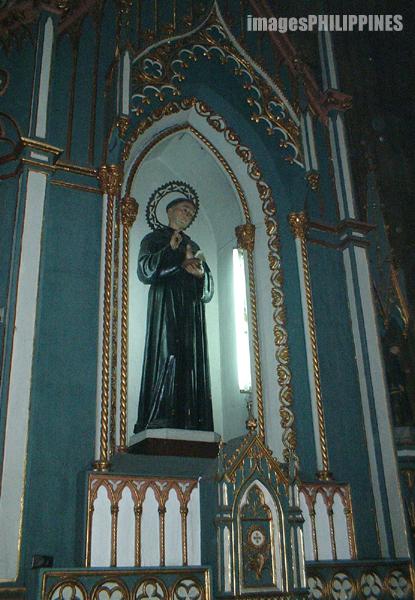 """""""Statue of St. Peter"""",  Place Taken: Quiapo Manila take on  Date Taken: 2003"""