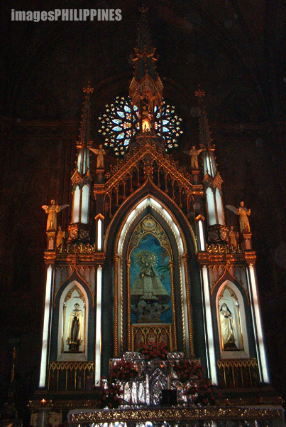 """Statue of Our Lady of Mount Carmel"", 