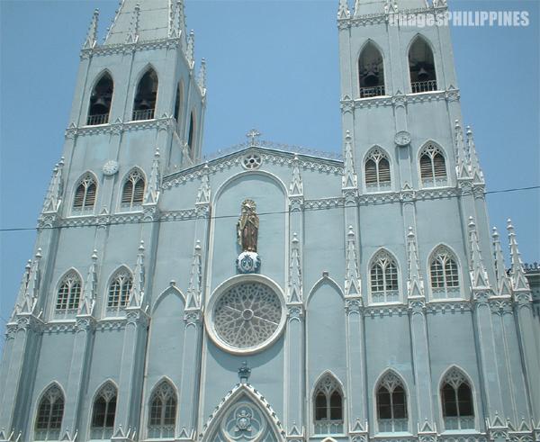 """Basilica of San Sebastian"",  Place Taken: Quiapo Manila take on  Date Taken: 2003"