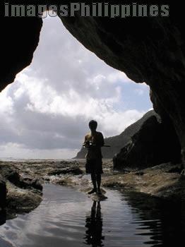"""""""Dicasalarin Cave Pool"""",  Place Taken: Aurora take on  Date Taken: 2005"""