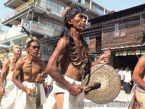 """""""Lang-ay Festival, Bontoc Men"""",  take on  Date Taken: 2005"""