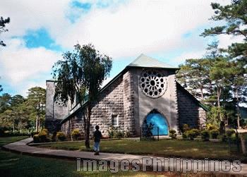 """""""Sagada Church"""",  Place Taken: Sagada take on  Date Taken: 2003"""