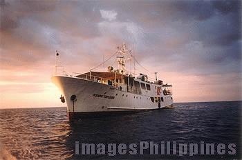 """Ocean Explorer"",  Place Taken: Apo Reef, Mindoro Occidental take on  Date Taken: 2003"