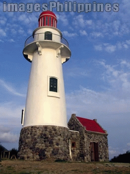 """Mahatao Lighthouse closeup"", 