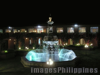 """Fort Ilocandia Fountain 2"",  Place Taken: Ilocos Norte take on  Date Taken: 2004"