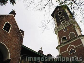 """""""Church of Piat Crosses"""",  Place Taken: Tuguegarao, Cagayan take on  Date Taken: 2004"""