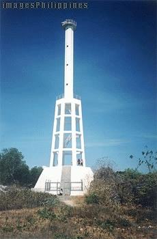 """""""Apo Reef Lighthouse"""",  Place Taken: Apo Reef, Mindoro Occidental take on  Date Taken: 2002"""