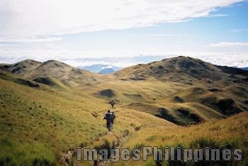 """""""Mt. Pulag rolling hills"""",  Place Taken: Benguet take on  Date Taken: 2003"""
