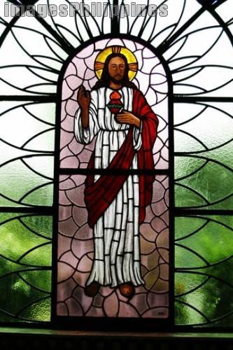 """""""Jesus"""",  Place Taken: Metro Manila take on  Date Taken: 1997"""