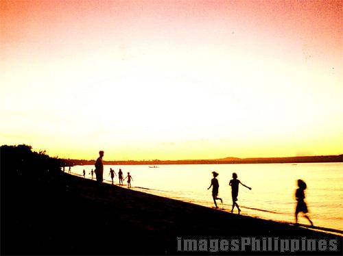 """""""San Juan Sunrise"""",  Place Taken: San Juan, Batangas take on  Date Taken: 2002"""