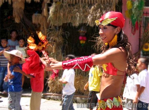 """""""Darna sa Pahiyas"""",  Place Taken: Lucban, Quezon take on  Date Taken: 2005"""
