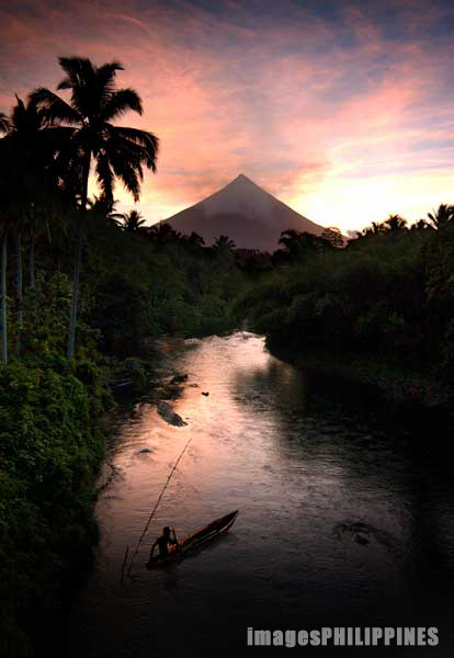 """Mayon Sunrise"", 