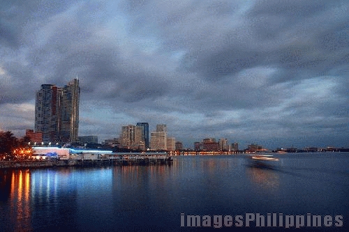 """Manila Bay Skyline"",  take on 