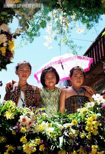 """""""Kids Kadayawan"""",  Place Taken: Davao take on  Date Taken: 2002"""