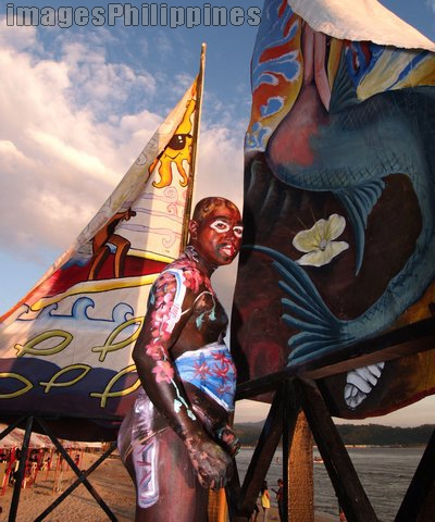 Art and Body Painting, 