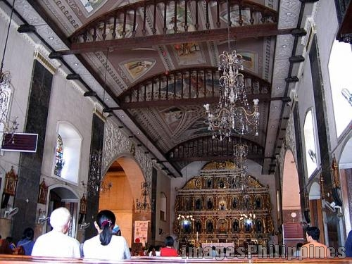 """Basilica del Santo Nino"", 