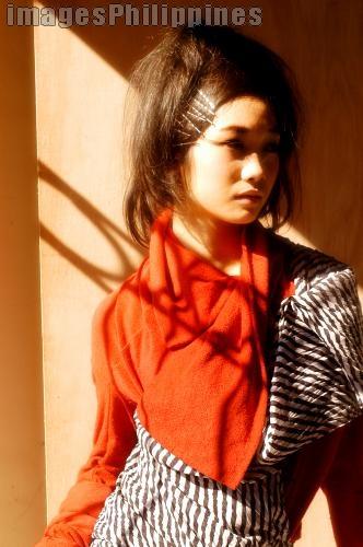 """outfit by Laurielaine Maravilla"",  Place Taken: Metro Manila take on  Date Taken: 2006"
