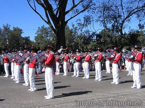 """""""Marching Band"""",  Place Taken: Baguio take on  Date Taken: 2006"""
