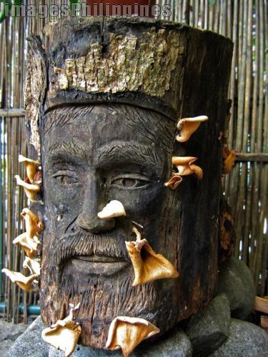"""""""Ruins Artwork"""",  Place Taken: Benguet take on  Date Taken: 2007"""