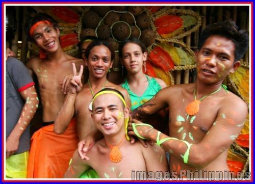 """""""Pahiyas 2006: Revelers"""",  Place Taken: Lucban, Quezon take on  Date Taken: May 15,2006"""