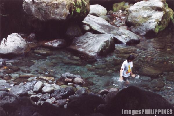 """""""Girl by the stream"""",  Place Taken: Laguna take on  Date Taken: 2003"""