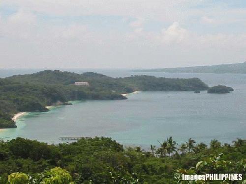 """View from Mt. Luho"",  Place Taken: Boracay,Aklan take on  Date Taken: 2004"