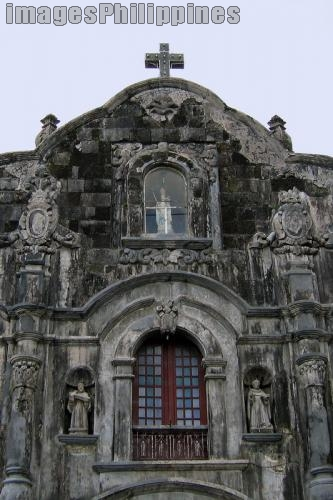 """Lucban Church Details"",  Place Taken: Quezon take on  Date Taken: 2006"