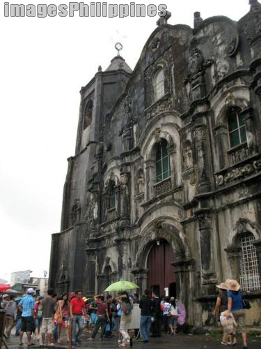 """Lucban Church Scene"",  Place Taken: Quezon take on  Date Taken: 2008"