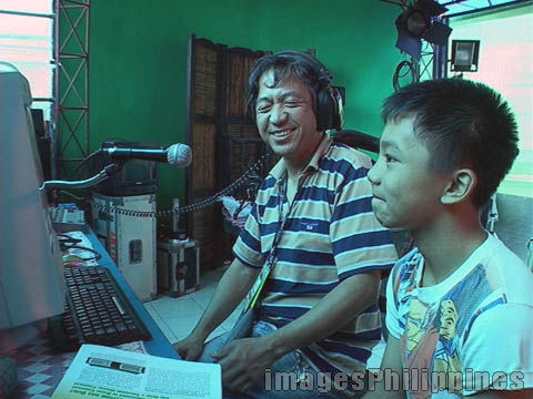 """Radio Anchor Jimmy Bernabe Meets IT Kid Brenden"", 