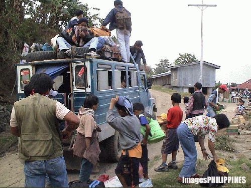 """""""Topload Travel"""",  Place Taken: Benguet take on  Date Taken: 2004"""
