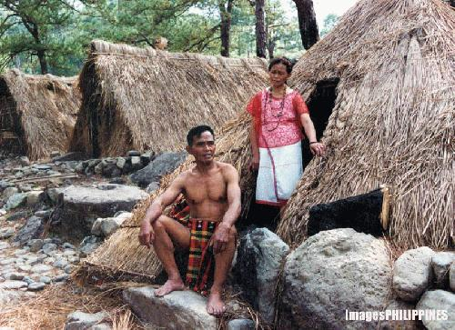 Man & Wife of Balbalan, Kalinga, 