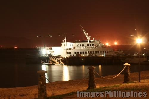 """Lonely Ship in Subic"", 