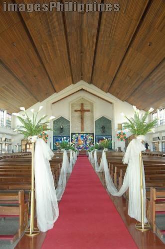 """Inside St. Peregrine-Muntinlupa"",  take on  Date Taken: 2008"