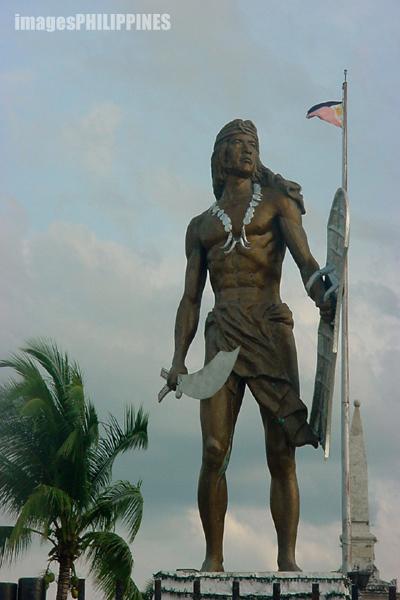 """""""Lapu-Lapu Monument"""",  Place Taken: Mactan, Cebu take on  Date Taken: 2003"""