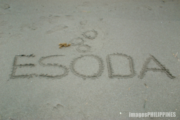 """ESODA on the sand"", 